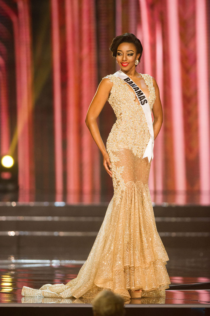 Double Dose of Bahamian at Tonight\'s Miss Universe Pageant! | eLIFE ...