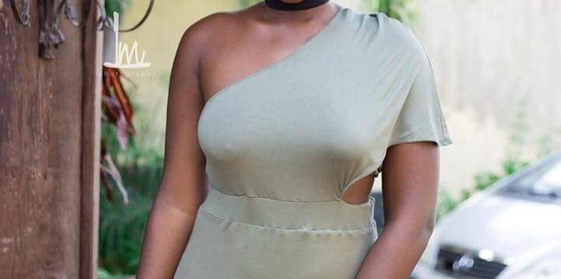 Kevante of eLIFE talks about going braless for a month as a social experiment in The Bahamas